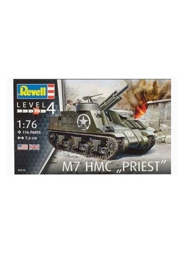 Revell  Maket M7 HMC Priest 03216 Renkli